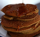 Low-Calorie Gluten-Free Buckwheat Pancake Recipe