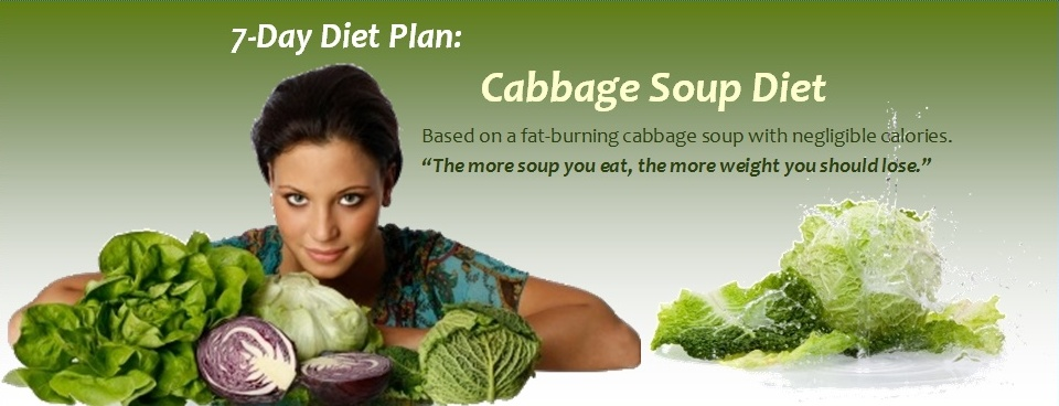 Does 7 Day Cabbage Soup Diet Plan Really Work Diet Plan 101
