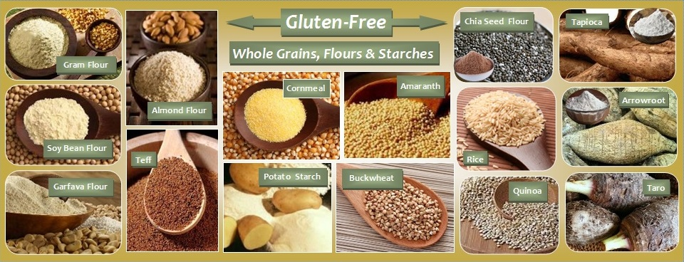 Know Your Gluten-Free Foods for a Better Meal Planning