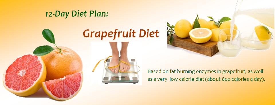 Is the 12-Day Grapefruit Diet Plan Right for You?