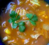 herbs-cabbage-soup