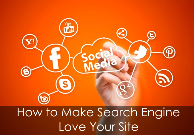 How to Make Search Engines Love Your Site