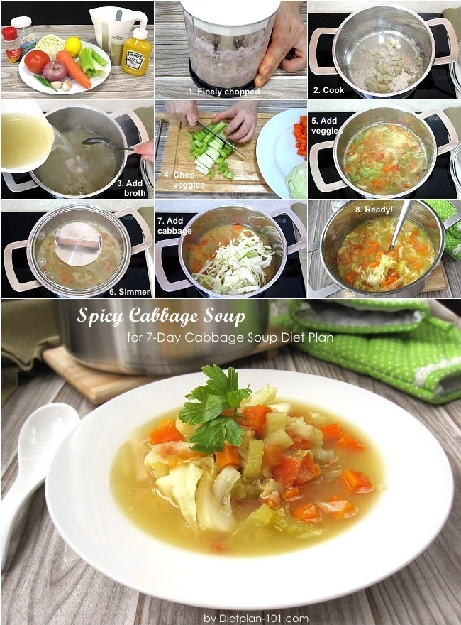 spicy-cabbage-soup-steps