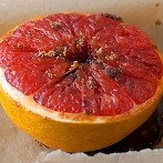 Broiled Grapefruit with Brown Sugar Recipe