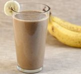 Cappuccino Banana Smoothie (Cabbage Soup Diet Recipe)