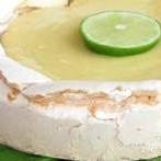 Meringue Crust Key Lime Pie (South Beach Phase 2 Recipe)