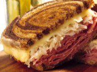Zoned Reuben Sandwich Recipe