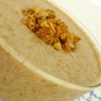 Low-Calorie Blended Raisin Bran Cereal with Applesauce Recipe