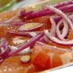 Grapefruit Onion Salad with Sherry Vinaigrette Recipe