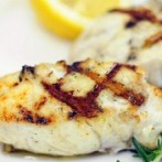 Grilled Snapper Fillet with Grapefruit Mojo Sauce Recipe