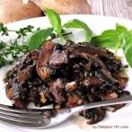 Sautéed Balsamic Portobello Mushrooms (South Beach Phase 1 Recipe)