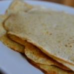 Gluten-Free Basic Sorghum Crepes Recipe