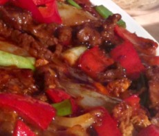 Spicy Stir-Fried Mongolian Beef (South Beach Phase 2 Recipe)