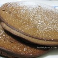 chocolate-soy-pancakes