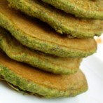 Savory Cauliflower Green Pea Pancakes (Atkins Diet Phase 3 Recipe)