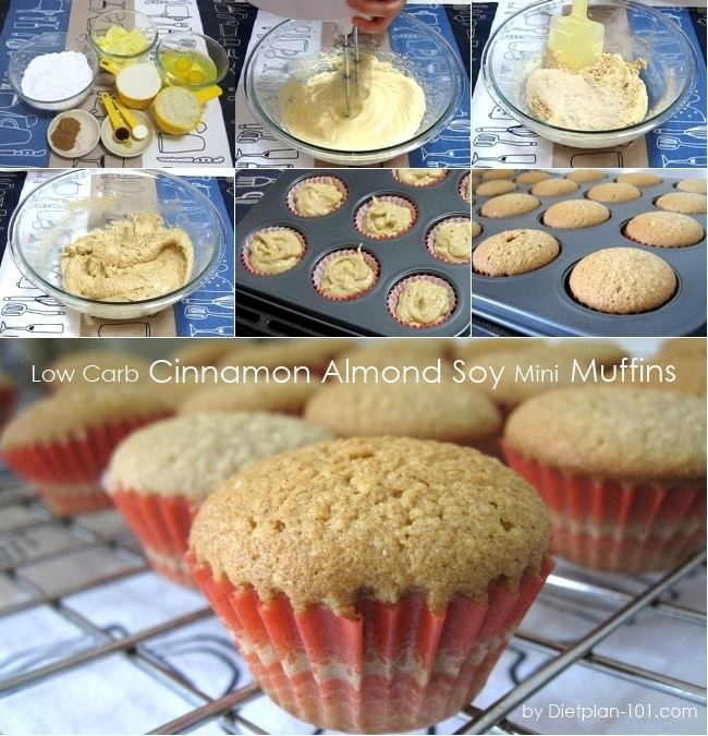 cinnamon-almond-soy-mini-muffins