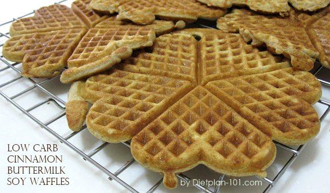 cinnamon-buttermilk-soy-waffles-rack