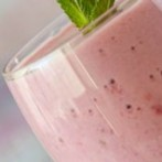 Low Carb Cranberry Soy Milk Smoothie (Atkins Diet Phase 2 Recipe)