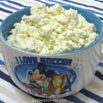 Homemade Whole Milk Ricotta Cheese (Atkins Diet Phase 2 Recipe)