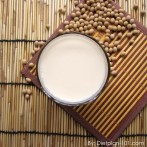 Homemade Sugar-Free Soybean Milk Recipe