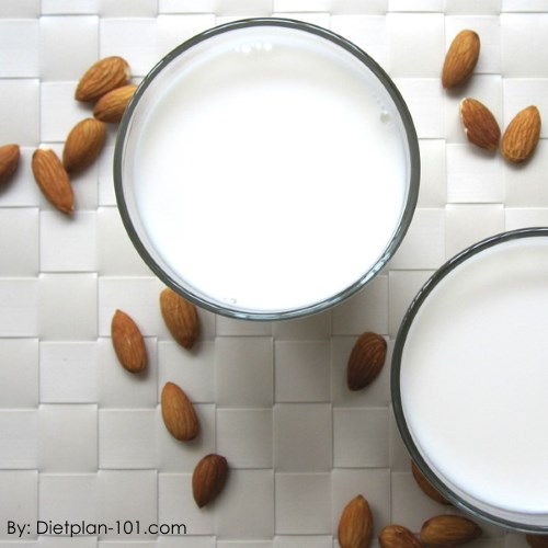 Homemade Sugar-Free Almond Milk Recipe