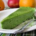 crustless-green-tea-cheesecake