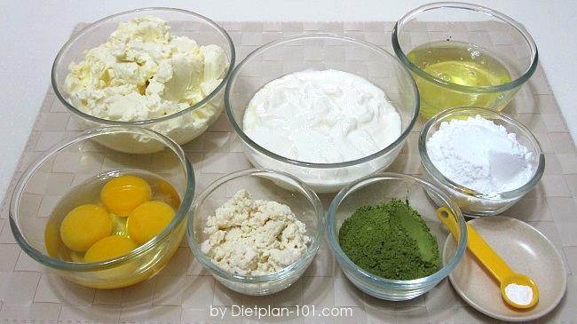 crustless-green-tea-cheesecake-ingr