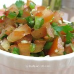 Homemade Tomato Salsa Recipe