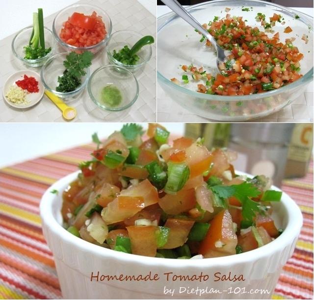 homemade-tomato-salsa-coriander