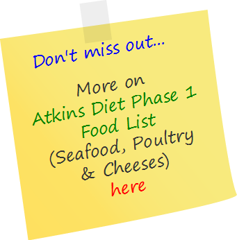atkins-phase1-seafood-poultry-cheeses