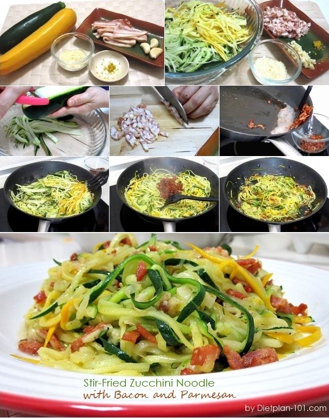 stir-fried-zucchini-noodle-bacon-parmesan