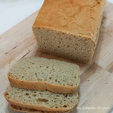 Gluten-Free Oat-Buckwheat Sandwich Bread with Psyllium Husk Recipe