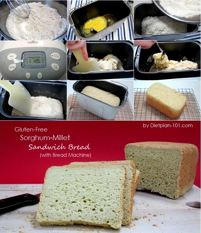 sorghum-millet-bread -machine