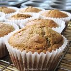 Gluten-Free Oat Hazelnut Banana Muffins Recipe