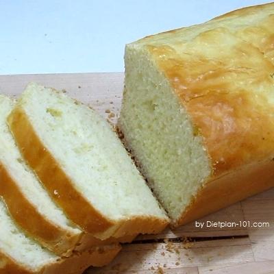 Gluten-Free Rice Flour Bread with Psyllium Husk Recipe