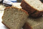 Zucchini Almond Quick Bread (Atkins Diet Phase 2 Recipe)