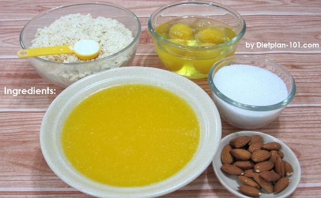 millet-almond-cake-ingr