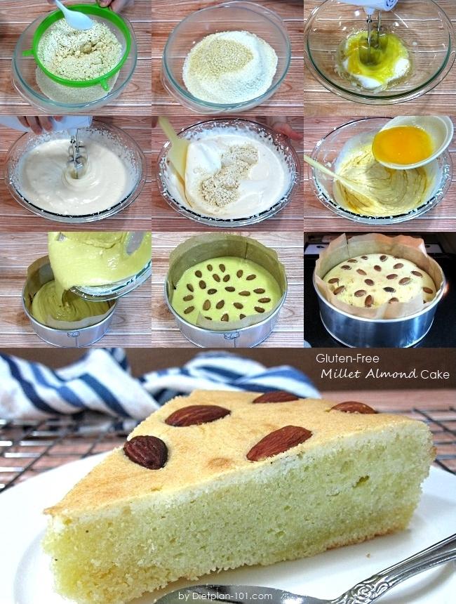 millet-almond-cake-steps