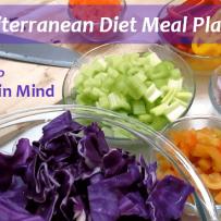 Mediterranean Diet Meal Planning: Things to Keep in Mind