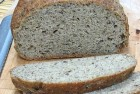 Low Carb Flaxseed Sandwich Bread (with Bread Machine) Recipe