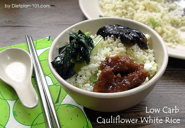 low-carb-cauliflower-white-rice-bowl